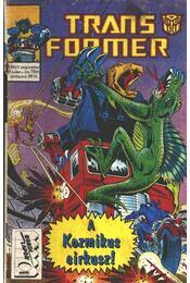 Transformer 1992/5 szeptember 9. szám - Régikönyvek