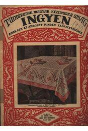 Tündérujjak 1930. december 12. szám - Régikönyvek