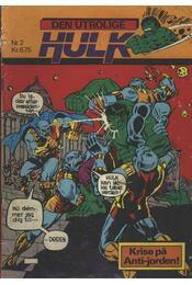 Hulk 2 - Régikönyvek