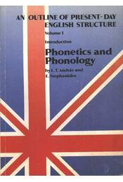 An Outline of present-day English Structure - Régikönyvek