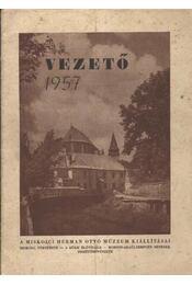 Vezető 1957 - Régikönyvek