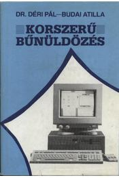 Korszerű bűnüldözés - Régikönyvek