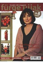 Fürge ujjak 2004. 12. szám december - Régikönyvek