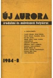 Új Aurora 1984/3 - Régikönyvek