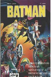 Batman 1991/5. június 17. szám - Régikönyvek