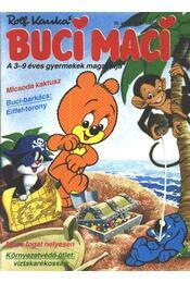 Buci Maci 1992/május - Régikönyvek
