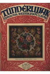 Tündérujjak 1928. április 4. szám - Régikönyvek