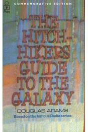 The Hitchhiker's Guide to the Galaxy - Régikönyvek
