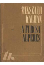 A furcsa alperes - Régikönyvek
