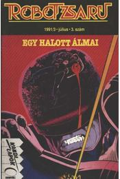 Robotzsaru 1991/3. július 3. szám - Régikönyvek