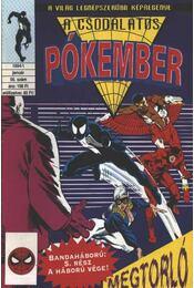 A Csodálatos Pókember 1994/1 január 56. szám - Régikönyvek