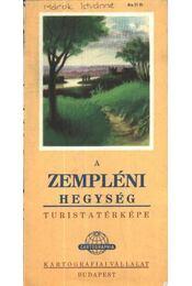 A Zemplényi hegység - Régikönyvek