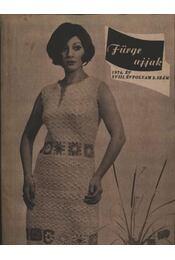 Fürge ujjak 1974. XVIII. évfolyam (Hiányos) - Régikönyvek