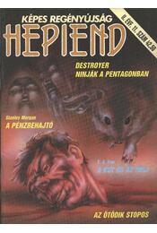 Hepiend II. évf. 11. szám - Régikönyvek