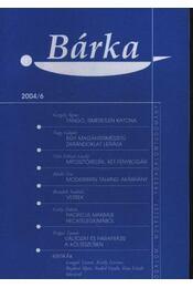 Bárka 2004/6. - Régikönyvek
