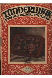 Tündérujjak 1930. november 11. szám - Régikönyvek