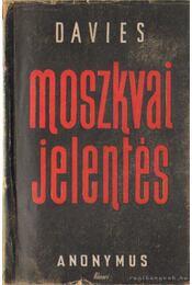 Moszkvai jelentés - Régikönyvek