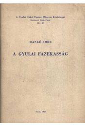 A gyulai fazekasság - Régikönyvek