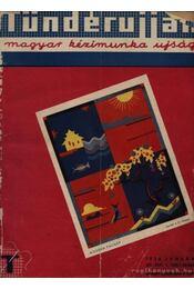 Tündérujjak 1936 - Régikönyvek