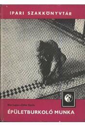Épületburkoló munka - Régikönyvek