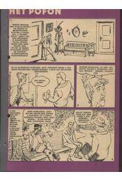 Hét pofon (Füles1979. 6-17. szám 1-12. rész) - Régikönyvek