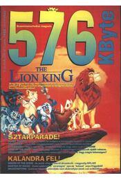 576 KByte 1994. november - Régikönyvek