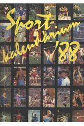 Sportkalendárium '88 - Régikönyvek
