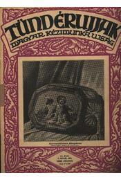 Tündérujjak 1930. július 7. szám - Régikönyvek