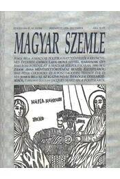 Magyar Szemle 1994/12. szám - Régikönyvek