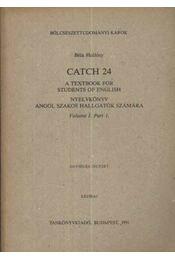 Catch 24 - Régikönyvek
