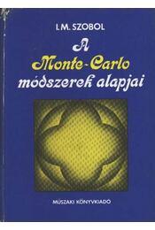 A Monte-Carlo módszerek alapjai - Régikönyvek