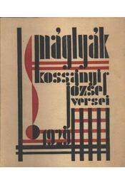 Máglyák - Régikönyvek