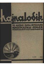 Hajnalodik - Régikönyvek