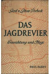 Das Jagdrevier - Régikönyvek