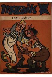 Csali csárda (Mozaik 1980/2.) - Régikönyvek