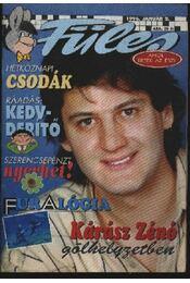 Füles 1996. évfolyam (teljes) - Régikönyvek