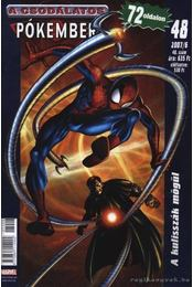 A csodálatos pókember 2007/6. 48. szám - Régikönyvek