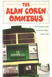 The Alan Coren omnibus (angol-nyelvű) - Régikönyvek