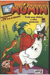 Mumin 1993/2 április - Régikönyvek