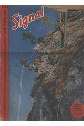 Signal 1944. 8. füzet (hiányos) - Régikönyvek