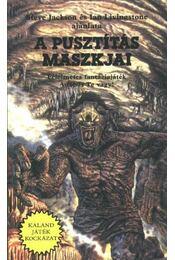 A pusztítás maszkjai - Régikönyvek