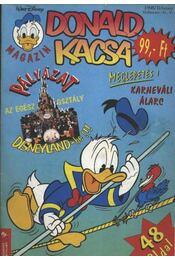 Donald Kacsa 1995. február - Régikönyvek