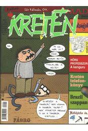 Kretén 2000/2. 42. szám - Régikönyvek