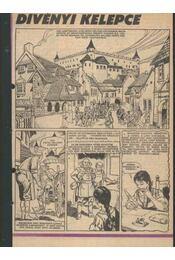 Divényi kelepce (Füles 1981. 32-41 szám 1-10 rész) - Régikönyvek