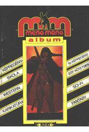 Menő Manó Album 1989-90. évf. - Régikönyvek