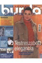 Burda 2002/1.január - Régikönyvek