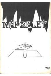 Képzelet 1992/2. sz. - Régikönyvek