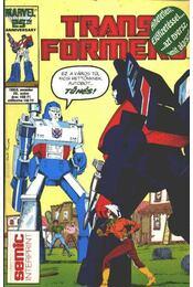 Transformers 1995/6. november 28. szám - Régikönyvek