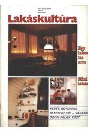 Lakáskultúra 1982. évf. (teljes) - Régikönyvek