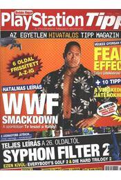 Play Station tipp 2000. május - Régikönyvek